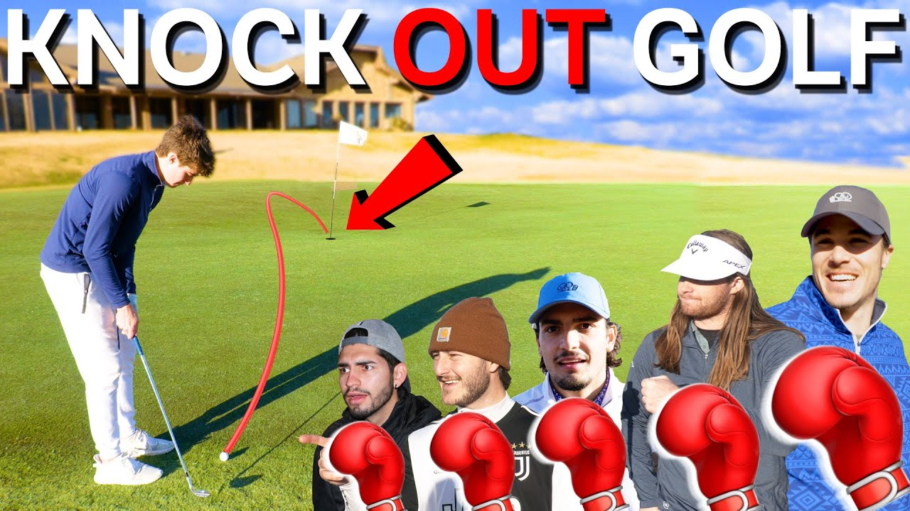 Up & Down Knockout Golf Challenge   Good Good