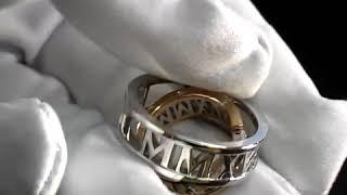 видео Эксклюзивные обручальные кольца на заказ