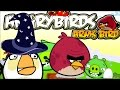 Angry Birds - ARMS BIRD WALKTHROUGH (Mini Angry Birds Games) - Part 2
