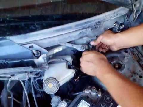 Como Quitar Y Reparar Motor De Limpiaparabrisas De Ford