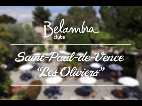 Club de vacances Belambra Saint-Paul-de-Vence « Les Oliviers » - French Riviera, mer