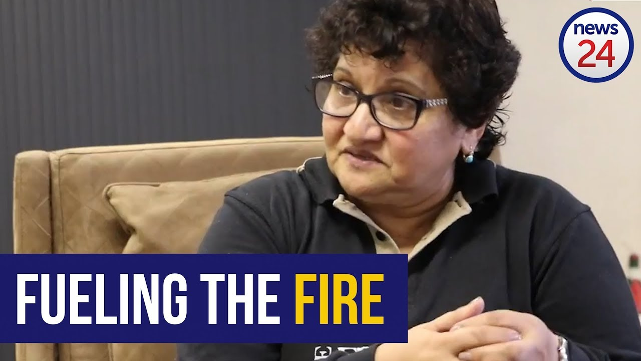 Jessie Duarte on losing her cool with journalist