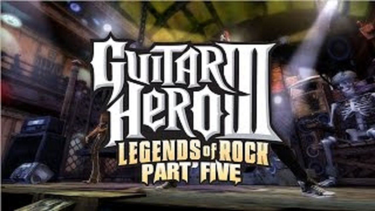 Guitar hero 3 legends of rock medium difficulty hd playthrough part 5 youtube - Guitar hero 3 hd ...