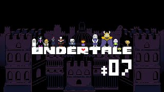 UNDERTALE - Cap 7 - Undyne me persigue por todo Waterfall