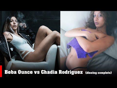 Beba Ounce vs Chadia Rodriguez (Dissing Completo)