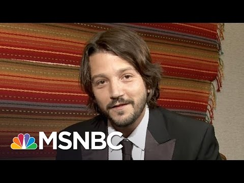 Mexican Actor Diego Luna On Transforming Life Into Film | MSNBC