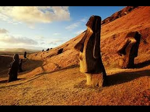 What Really Happened On Easter Island??  The Mystery of East