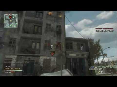 paper xxxx - MW3 P99 video Game Clip