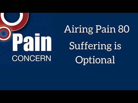 Airing Pain 80: Suffering is Optional