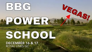 Be Better Golf School VEGAS