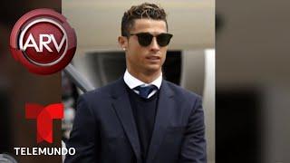 Modelo acusa a Cristiano Ronaldo de violación | Al Rojo Vivo | Telemundo