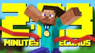 NEW MINECRAFT WORLD RECORD (Minecraft News Update)