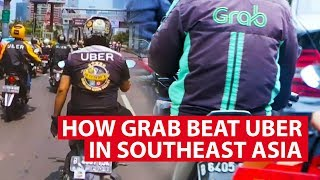 How Grab Beat Uber In Southeast Asia | Inside The Storm | CNA Insider