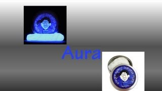Glow In the Dark Aura Thinking Putty