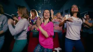 ЗУМБА В КИНО. Рекламный ролик / ZUMBA IN CINEMAS. TV commercial for Zumba!