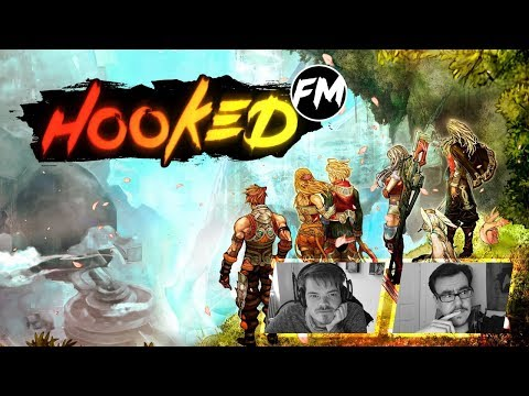 Hooked FM #151 - Xenoblade Chronicles 1 & 2, Legendary Gary, Logan & mehr!