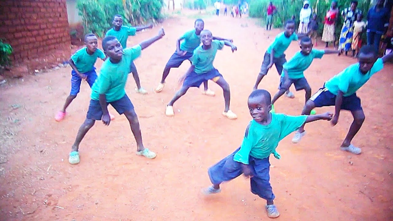 Download African kids dancing Afro Beat  By Kanazi Talent (Official Dance Video)