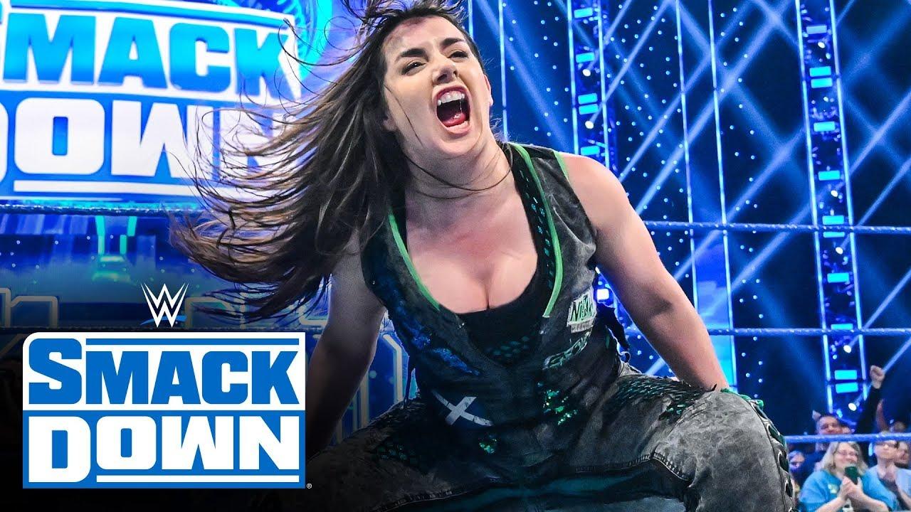 Carmella vs. Cross vs. Brooke vs. Evans vs. Rose vs. Deville: SmackDown, Oct. 18, 2019