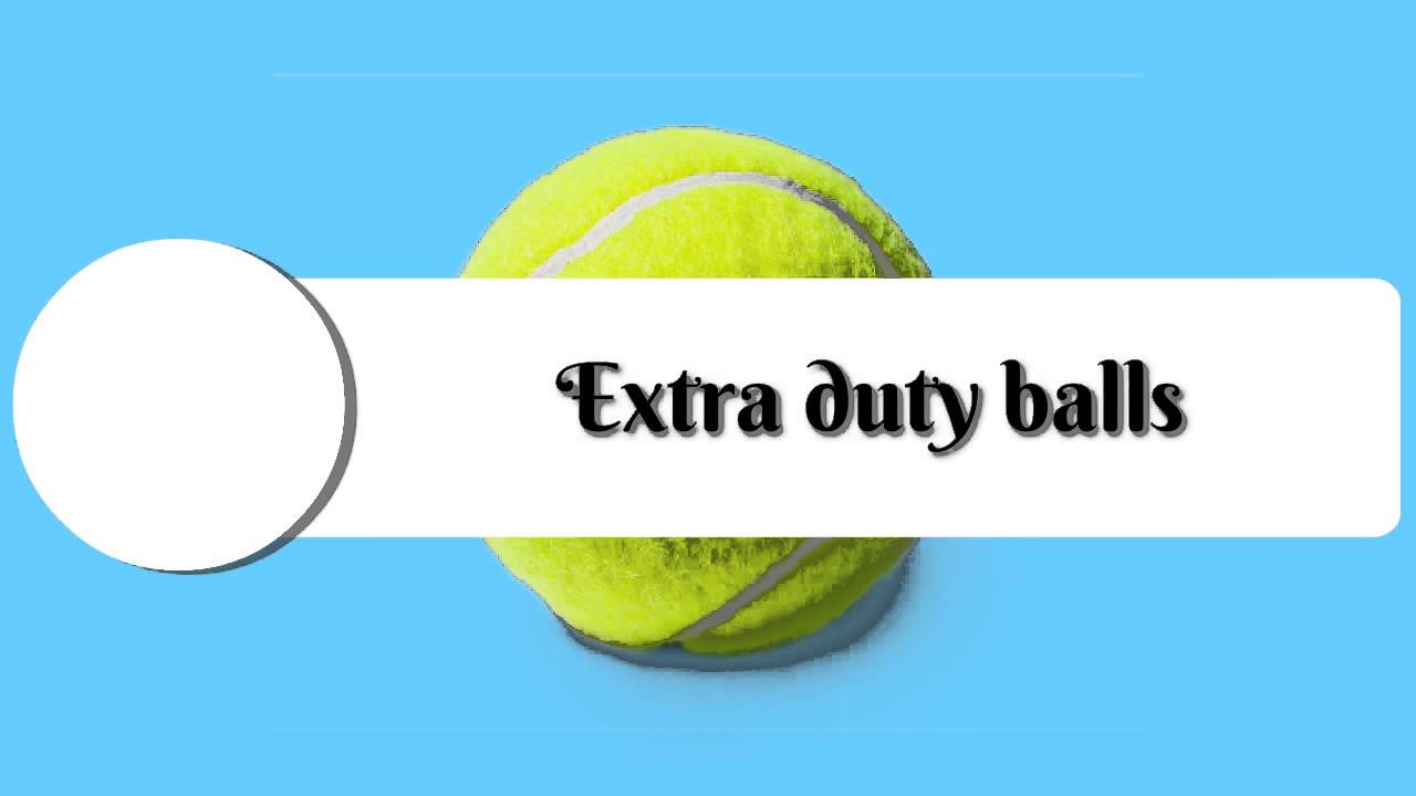 the best tennis balls reviews buying guide comparison