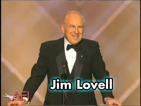 Astronaut Jim Lovell Speaks At Tom Hanks AFI Life Achievement Award