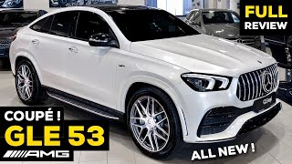 2020 MERCEDES GLE 53 AMG Coupé NEW FULL In-Depth Review BRUTAL Sound Interior Exterior MBUX