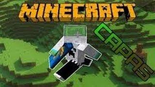 Como Colocar Capas Minecraft pirata 1.5.2/1.7.2/1.8.x