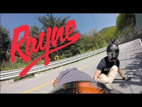Medium Rare - Downhill Longboarding in Korea // Jaqusang and Mitch