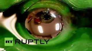 China: Terminator! Researchers move closer to developing liquid metal robots