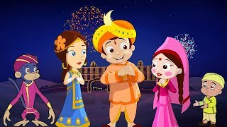 Chhota Bheem and gang's visit to Rajasthan | Interesting Facts about Rajasthan