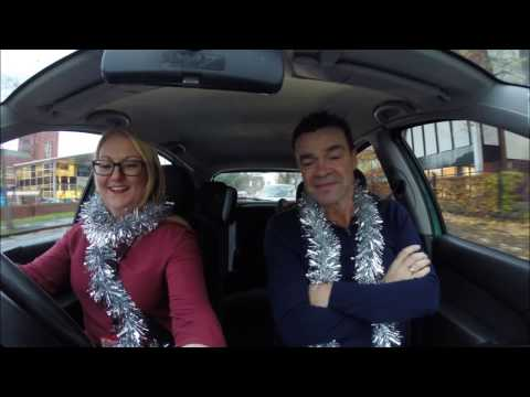 Carpool Karaoke with Darren Proctor and Emma Wallace