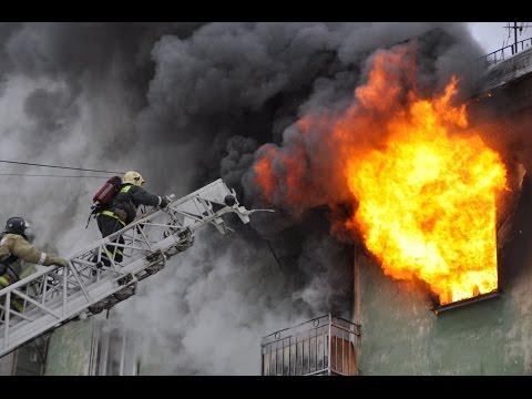 Пожар в Солоницевке