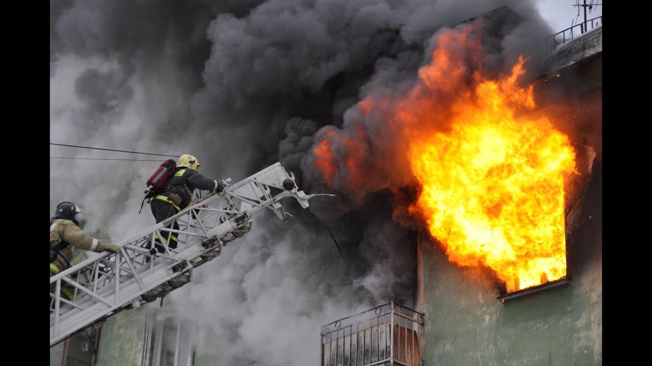 Во время пожара на Харьковщине погибли мать и двое детей