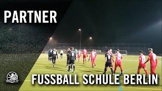 Berliner SC - Berliner AK 07 (Testspiel) - Spielszenen | SPREEKICK.TV