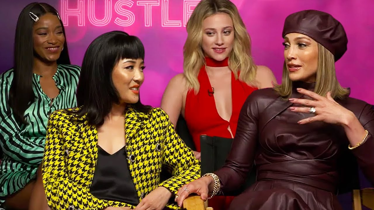 See How the Cast of Hustlers Learned Their Stripper Skills ...