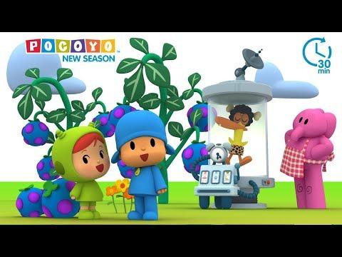 Pocoyo - The Adventures Of Pocoyo And Nina! | NEW SEASON! [30 Minutes]