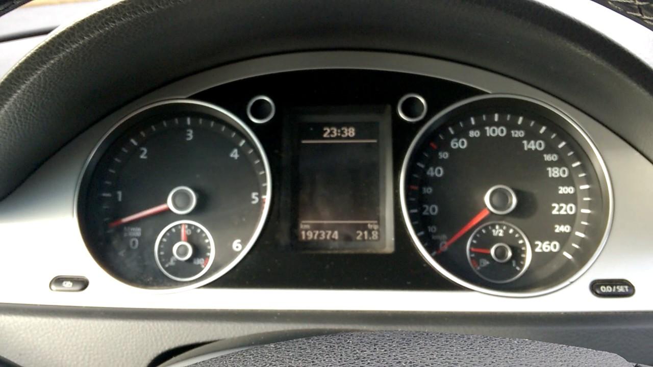 volkswagen passat b6 3c variant 2.0 tdi-cr motorstörung - youtube