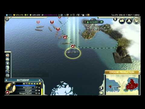Civilization V Gameplay Part 2 [PC HD]