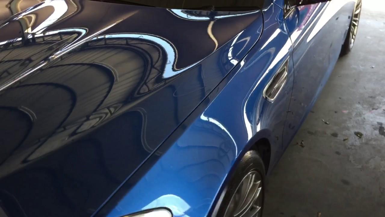 KUBE BOND Diamond 9H Glass Coating And Nano X, BMW M5