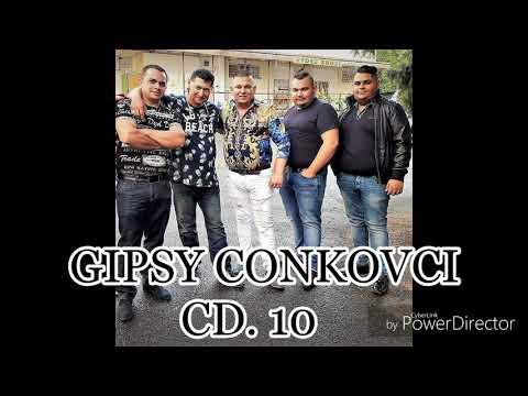 GIPSY CONKOVCI CD. 10 - CELY ALBUM 2017