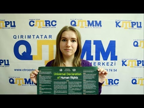Representatives of Freedom House joined the Stand up for Human Rights campaign (32)