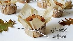 Suolaiset muffinssit