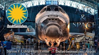 Our Adventure to the Smithsonian Air & Space Museum!!