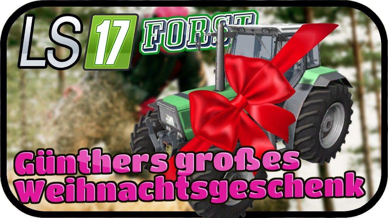 LS17 FORST FICHTELBERG SE02 - Günthers großes Weihnachtsgeschenk ...