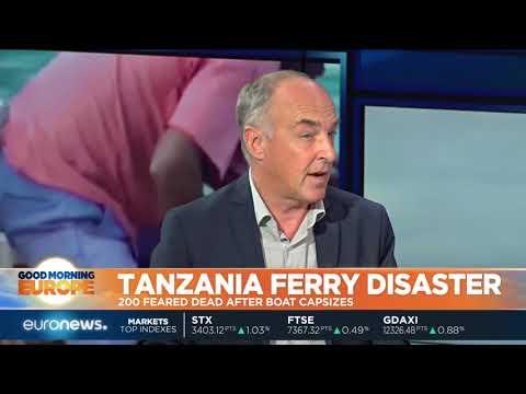 Tanzania ferry disaster, 200 feared dead