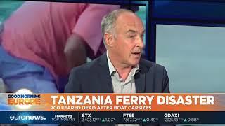 Tanzania ferry disaster, 200 feared dead thumbnail