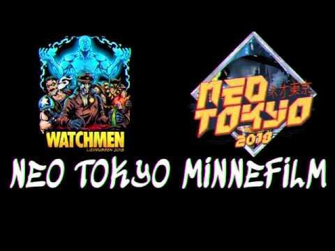 Neo Tokyo 2018 - Minnefilm