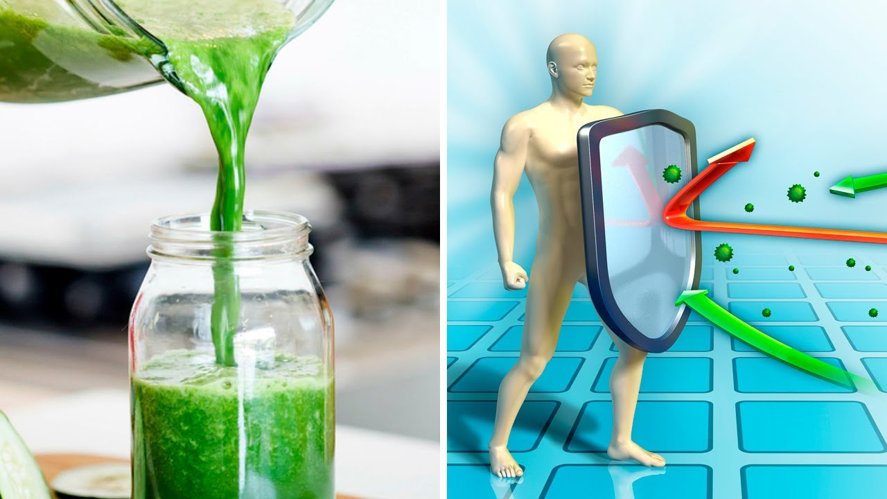 Drink Watercress Juice To Shield Your Body From 5 Health Problems