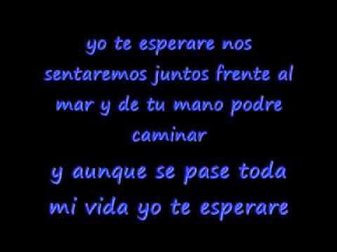 Yo Te Esperare Cali Y El Dandy   Letra   Reggaeton Antiguo