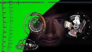 Green Screen Iron Man HUD 2 with KineMaster tutorial