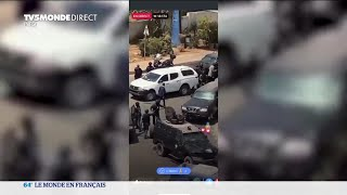 Sénégal : Arrestation d'Ousmane Sonko